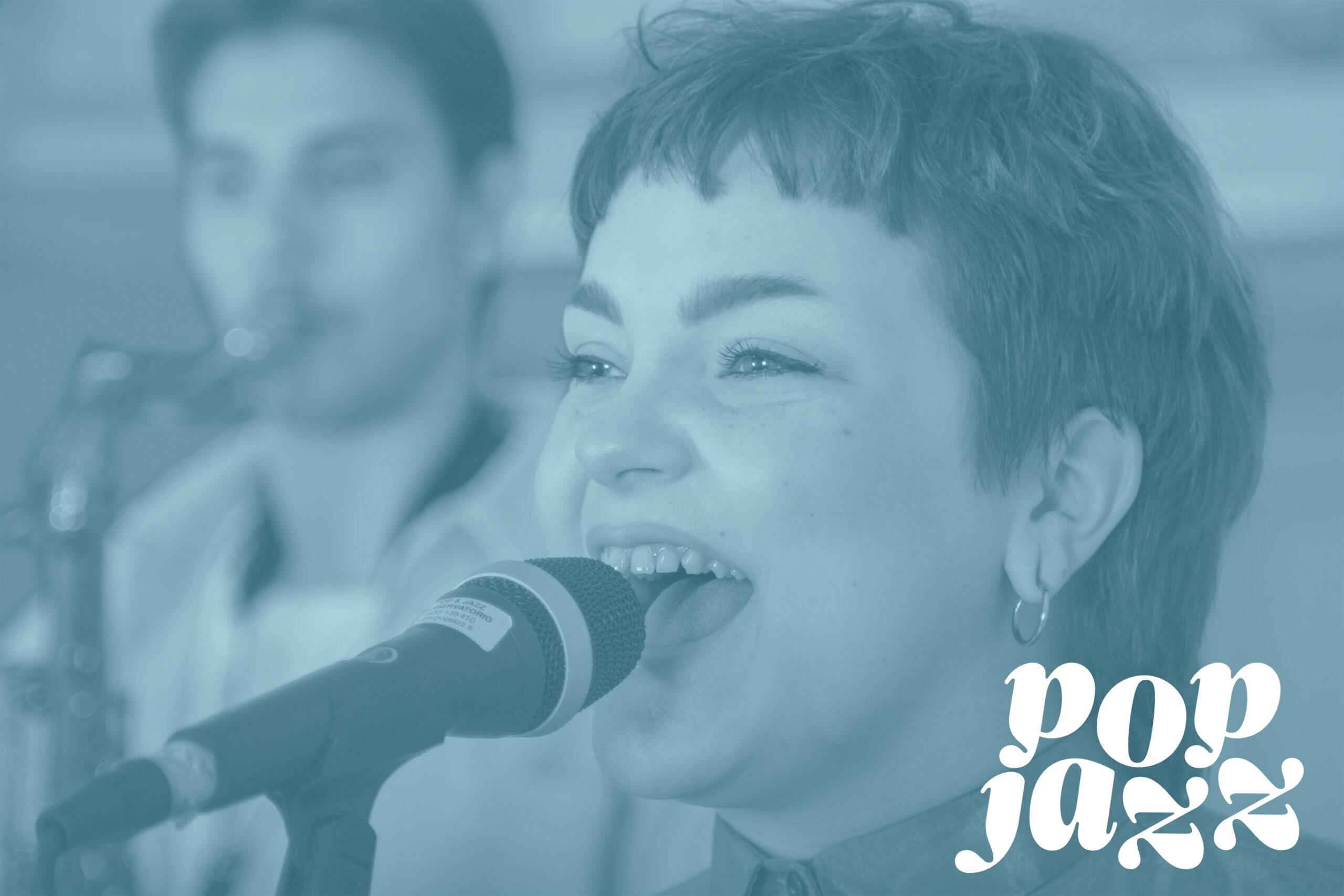 Uutta rytmimusiikin verkko-opetuksessa: Pop & Jazz Open